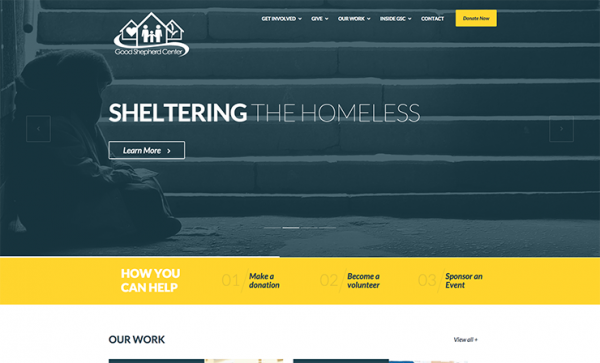 image for: Good Shepherd Launches New Website