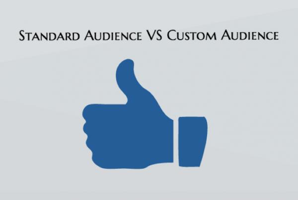 image for: Facebook: Standard vs. Custom Audiences