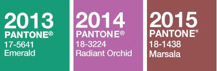 pantone-2013-2015
