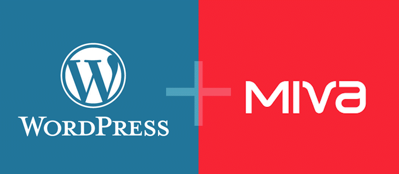 miva and wordpress web development