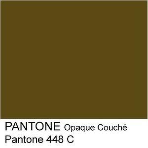 The world's ugliest color.