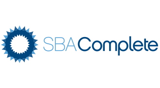 logo for SBA Complete