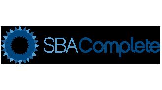 logo for SBA Complete
