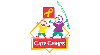 logo for KOA Care Camps