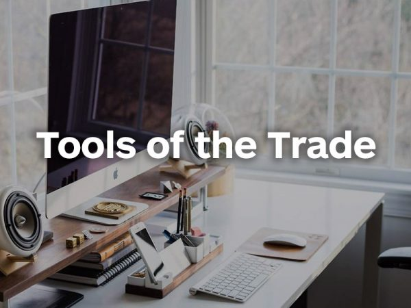image for: Tools of the Trade