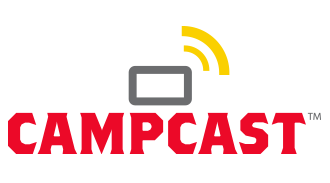 logo for KOA Campcast