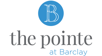 logo for The Pointe at Barclay