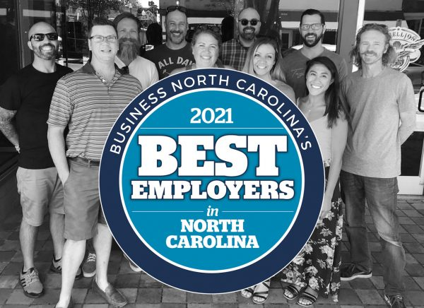 image for: Tayloe/Gray is the Best Place to Work in Wilmington, NC